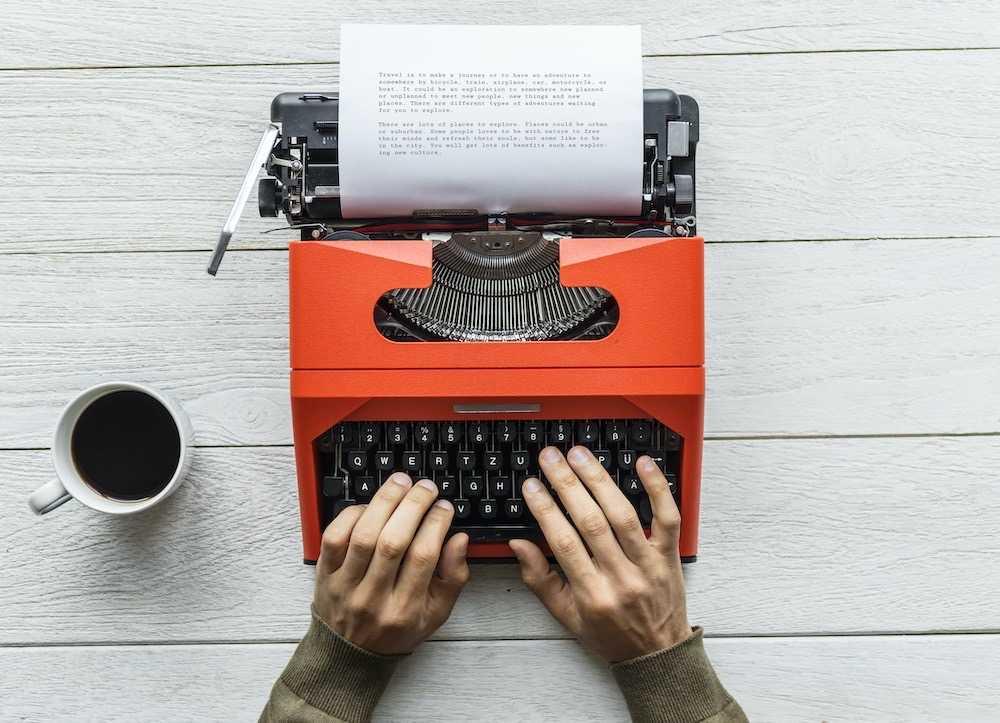 Состояние потока при написании текста